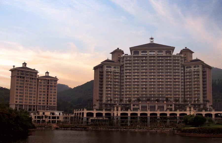东莞观澜湖五星级酒店